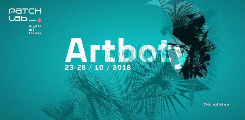Festiwal Sztuki Cyfrowej Patchlab 2018 Kraków/ ARTBOTY
