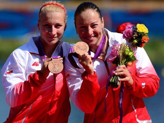 Polki przywiozły z Londynu brązowe medale (fot .Getty Images)