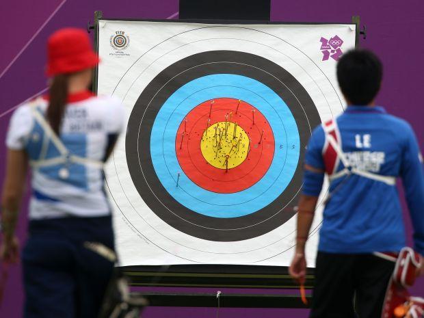 Faworytkami turnieju łuczniczego są Koreanki (fot. Getty Images)