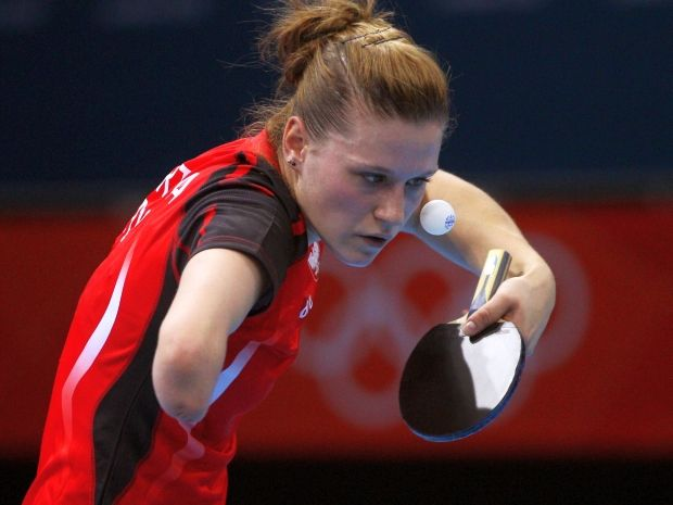 Natalia Partyka (fot. Getty Images)