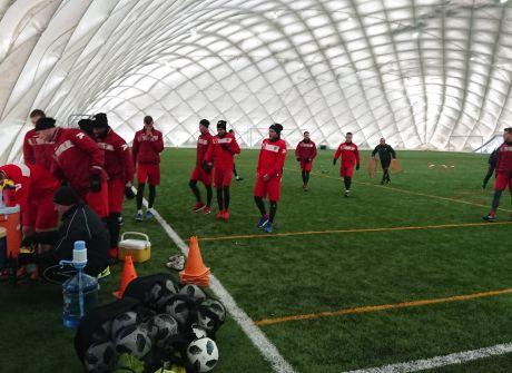 Piłkarze Zagłębia Sosnowiec rozpoczęli przygotowania do rudny wiosennej