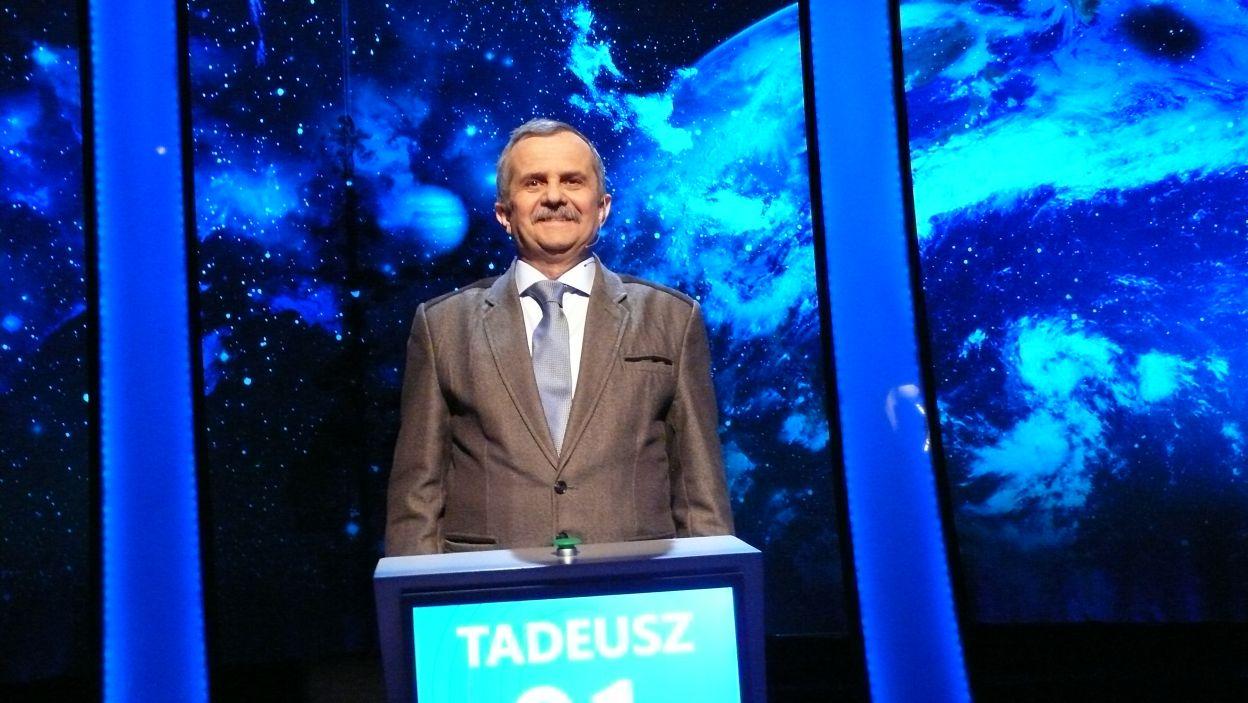 Tadeusz Rzepka - zwycięzca 14 odcinka 113 edycji