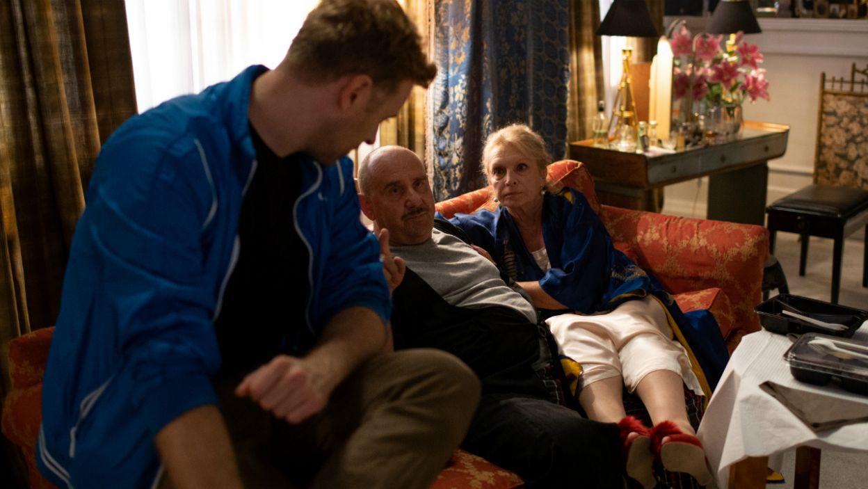 """""""Oscar dla Emily"""" to brawurowa komedia o niemłodym i niespełnionym zawodowo małżeństwie aktorów z Hollywood (fot. Zuzanna Szamocka/TVP)"""