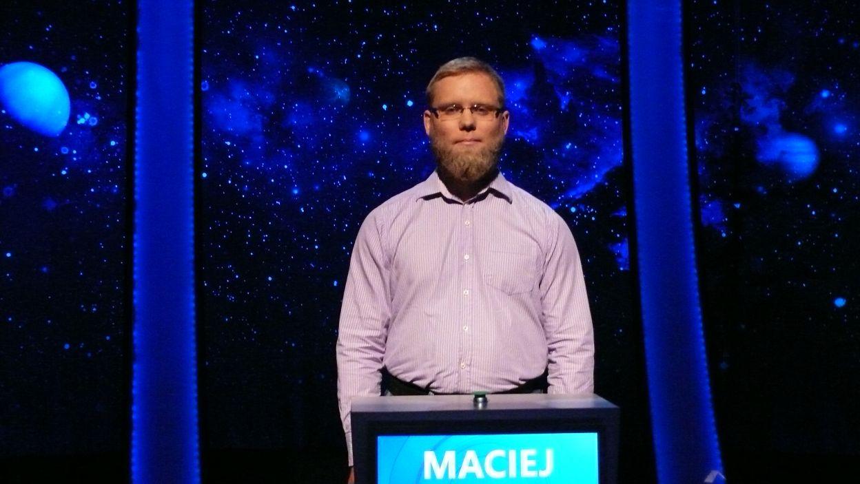 Zwycięzcą 1 odcinka 109 edycji został Pan Maciej Palluth