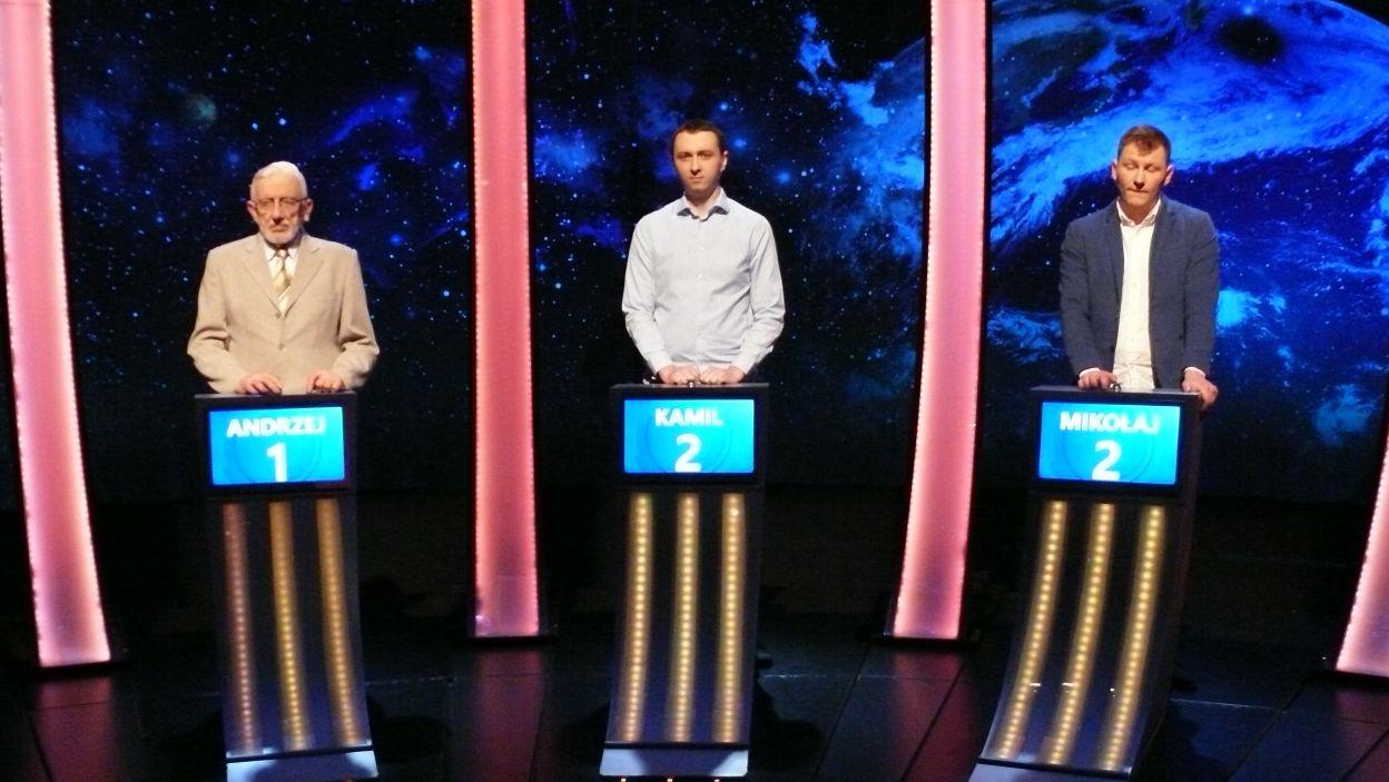 Drugi etap rozgrywki wyłonił trzech finalistów 4 odcinka 113 edycji