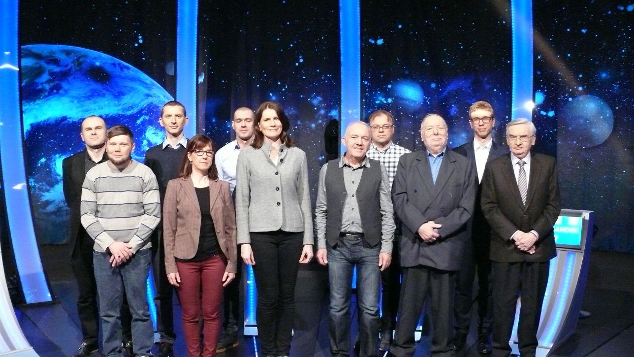 Uczestnicy 18 odcinka 112 edycji