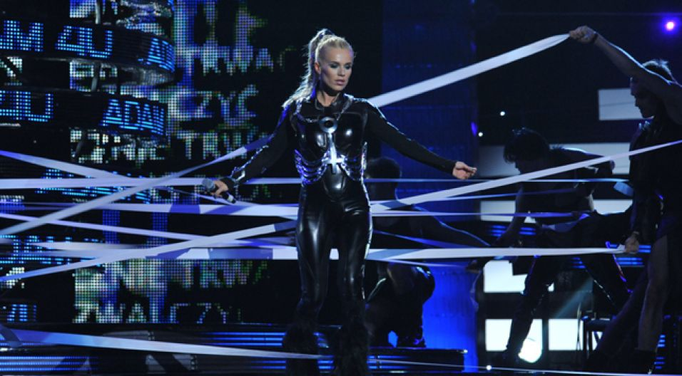 Tanecznym popisom nie było końca (fot. Ireneusz Sobieszczuk/TVP)