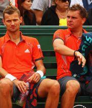 Mariusz Fyrstenberg i Marcin Matkowski (fot. Getty Images)