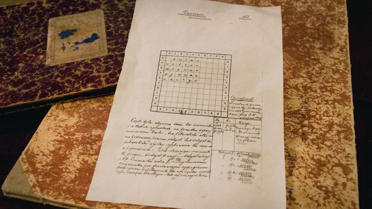W szczytowym okresie wojny polscy kryptolodzy odszyfrowywali 400-500 depesz miesięcznie (fot. Mirosława Łukaszek)