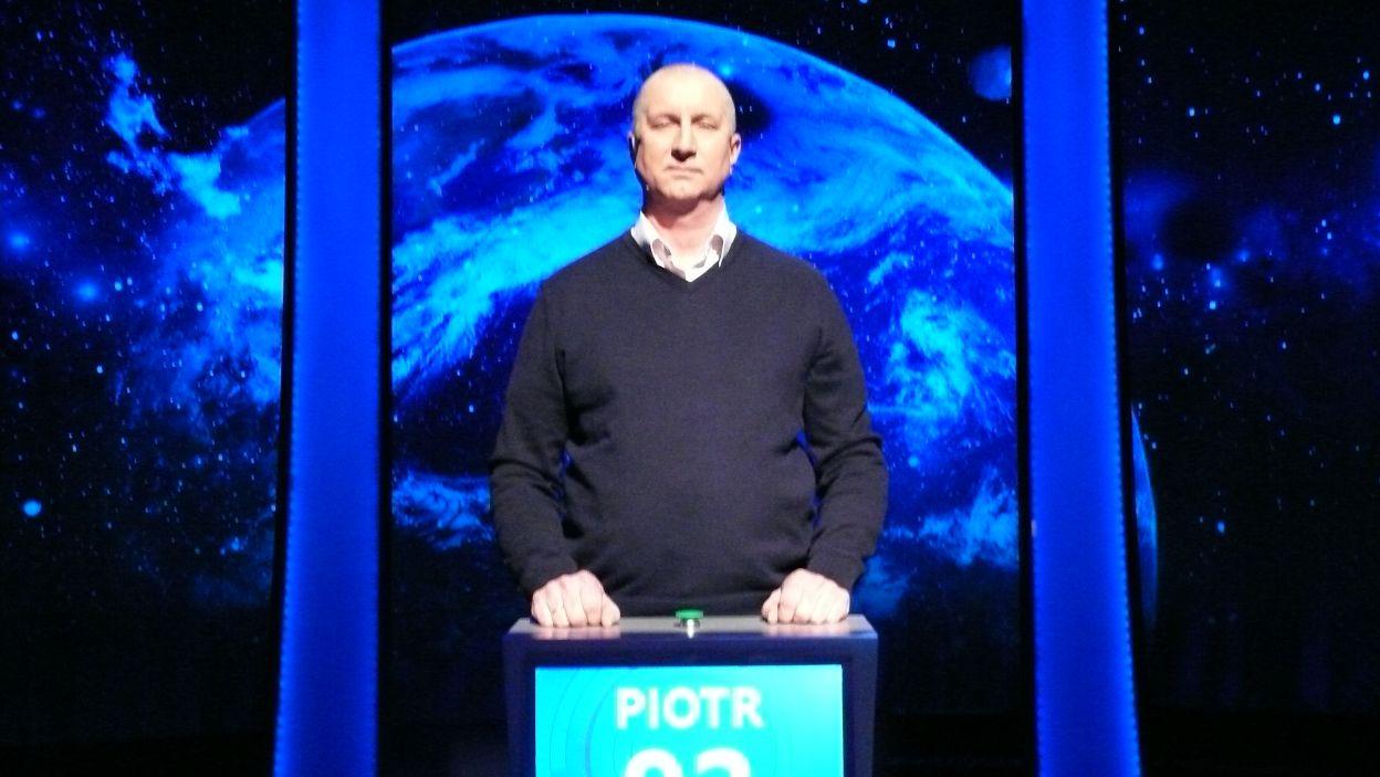 Piotr Łoniewski - zwycięzca 1 odcinka 105 edycji