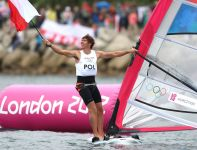 Polak mógł cieszyć się z pierwszego medalu olimpijskiego w karierze (fot. PAP/EPA)