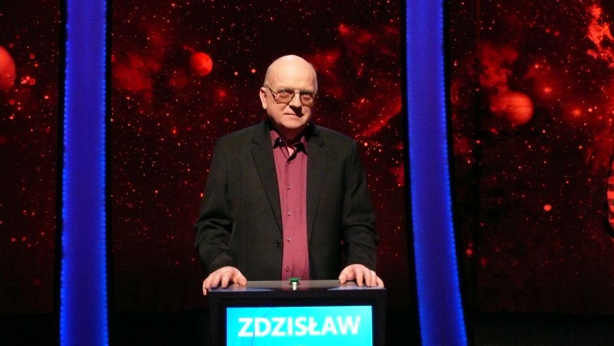 1 odcinek 116 edycji zwyciężył Pan Zdzisław Kościelak