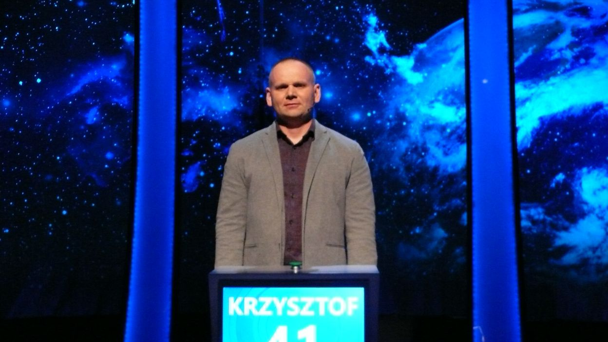 Krzysztof Filipowicz - zwycięzca 15 odcinka 113 edycji