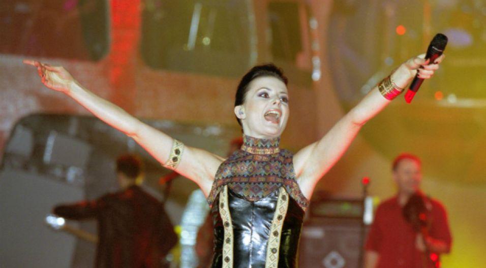 Halina Mlynkova (fot. TVP)