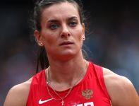 Jelena Isinbajewa bez problemu awansowała do finału konkursu skoku o tyczce, Anna Rogowska także awansowała (fot. Getty Images)