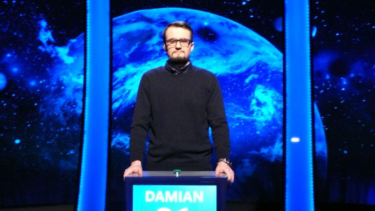 Damian Ośko - zwycięzca 4 odcinka 105 edycji