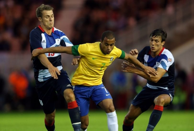 Lucas Moura (fot. Getty Images)