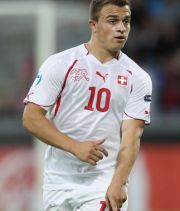 Xherdan Shaqiri (fot. Getty Images)
