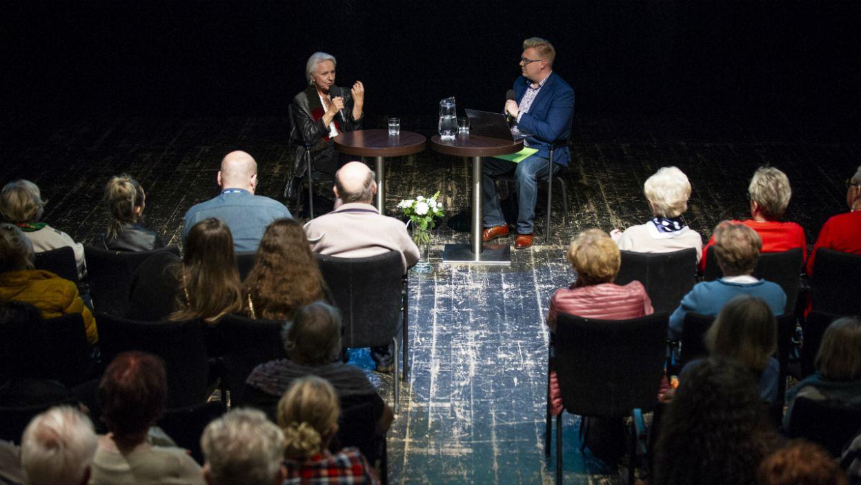 Cieszyło się ono znacznym zainteresowanie publiczności (fot. Natasza Młudzik/TVP)