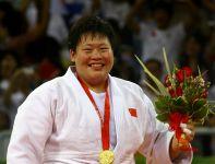 Tong Wen triumfowała w kategorii powyżej 78 kg (fot. Getty Images)