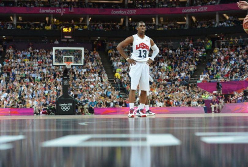 Chris Paul (fot.Getty Images)