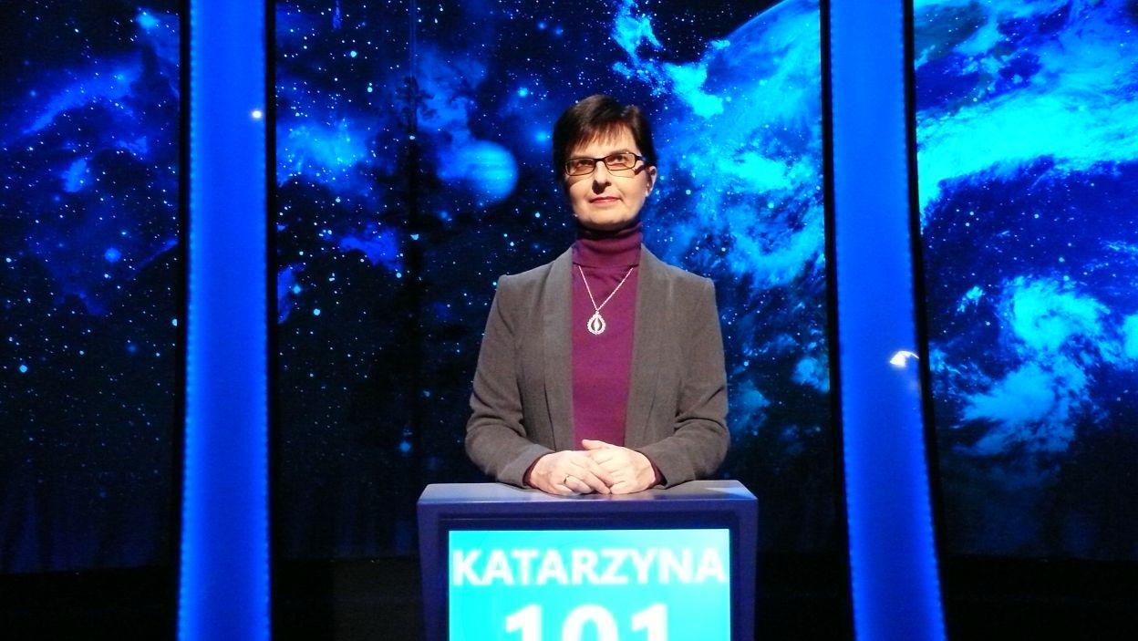 Katarzyna Musiał - zwyciężczyni 12 odcinka 112 edycji