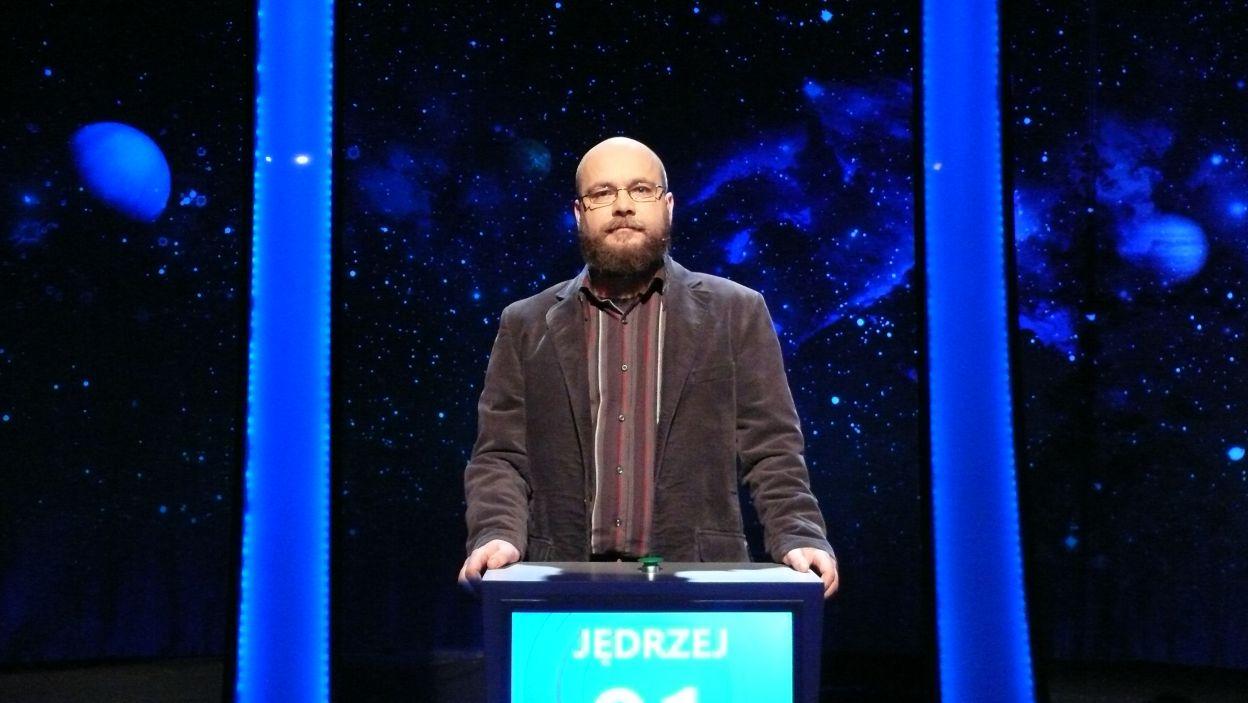 Jędrzej Heyduk - zwycięzca 18 odcinka 104 edycji