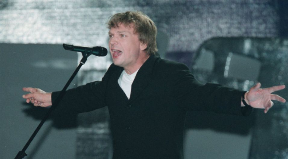 Grzegorz Ciechowski (fot. TVP)
