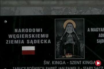 Co przyciąga Polaków z Nowego Sącza do Estergomu ?