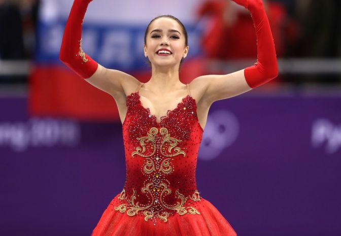 Nietypowa nagroda mistrzyni olimpijskiej...