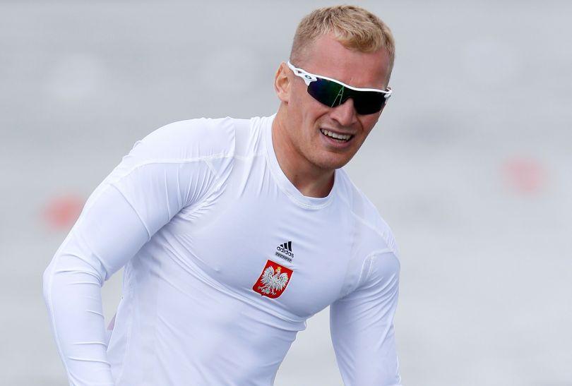 Piotr Kuleta nie będzie walczył o medale w kanadyjkowych jedynkach na 1000 metrów (fot. PAP/EPA)