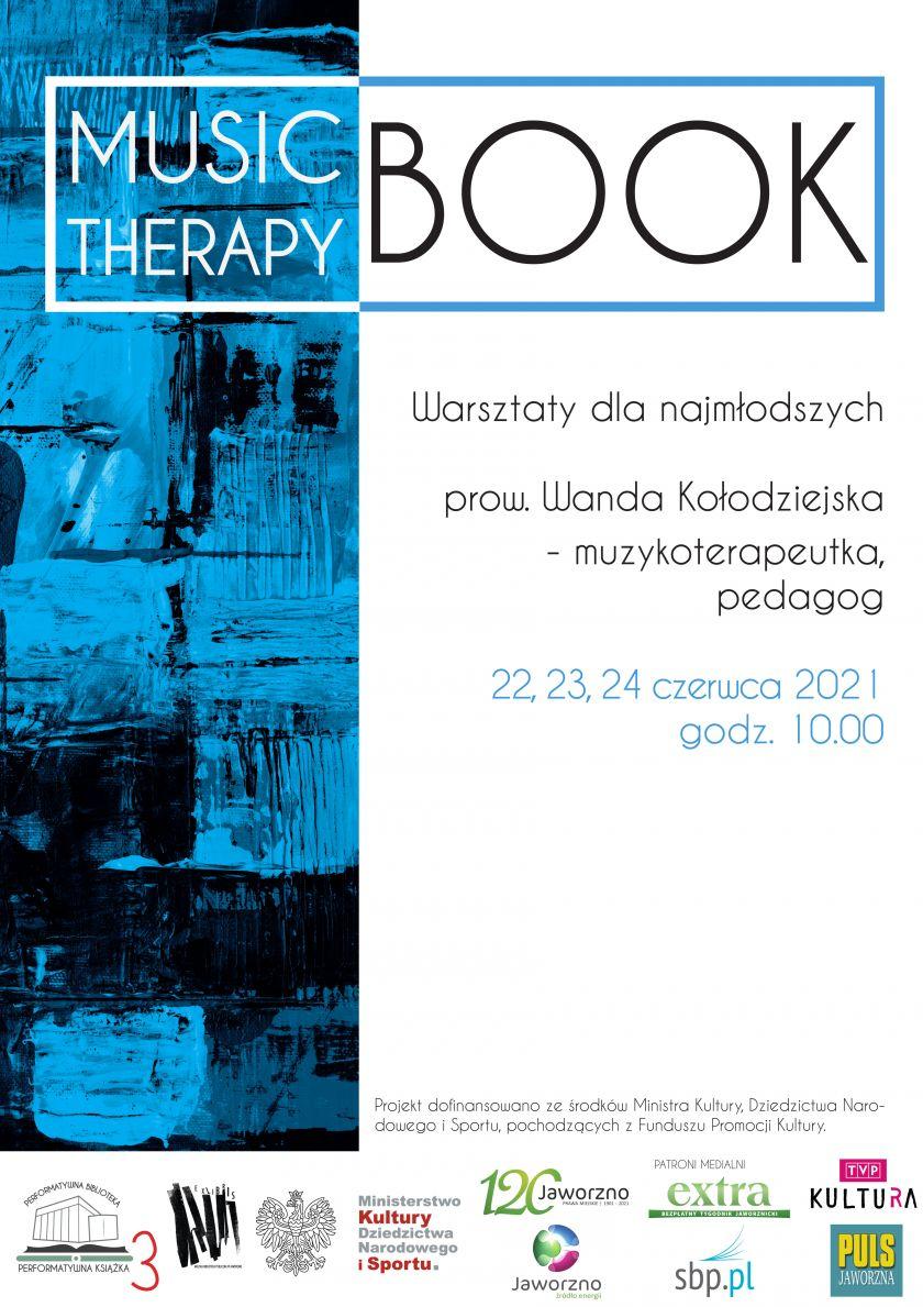 Music-therapy-book. Warsztaty dla dzieci