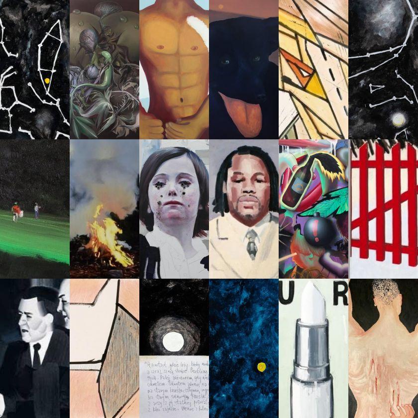 Wystawa  #kolekcje #2000 #2020