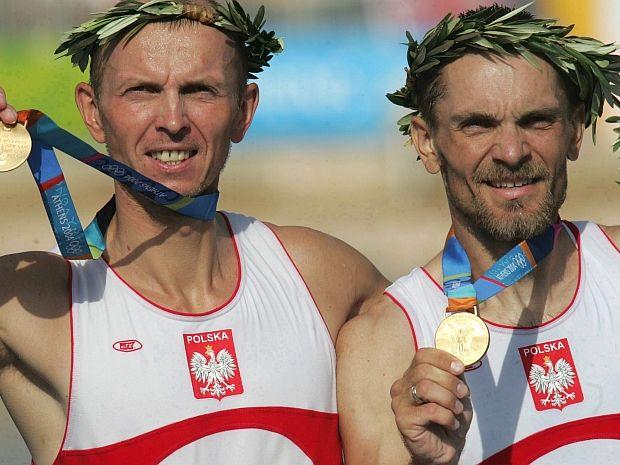 Tomasz Kucharski (P) liczy na olimpijskie laury dla Polaków (fot. Getty Images)