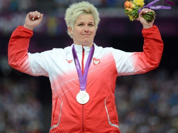 Anita Włodarczyk przyznała, że brakuje jej tylko olimpijskiego złota (fot. PAP/ Bartłomiej Zborowski)