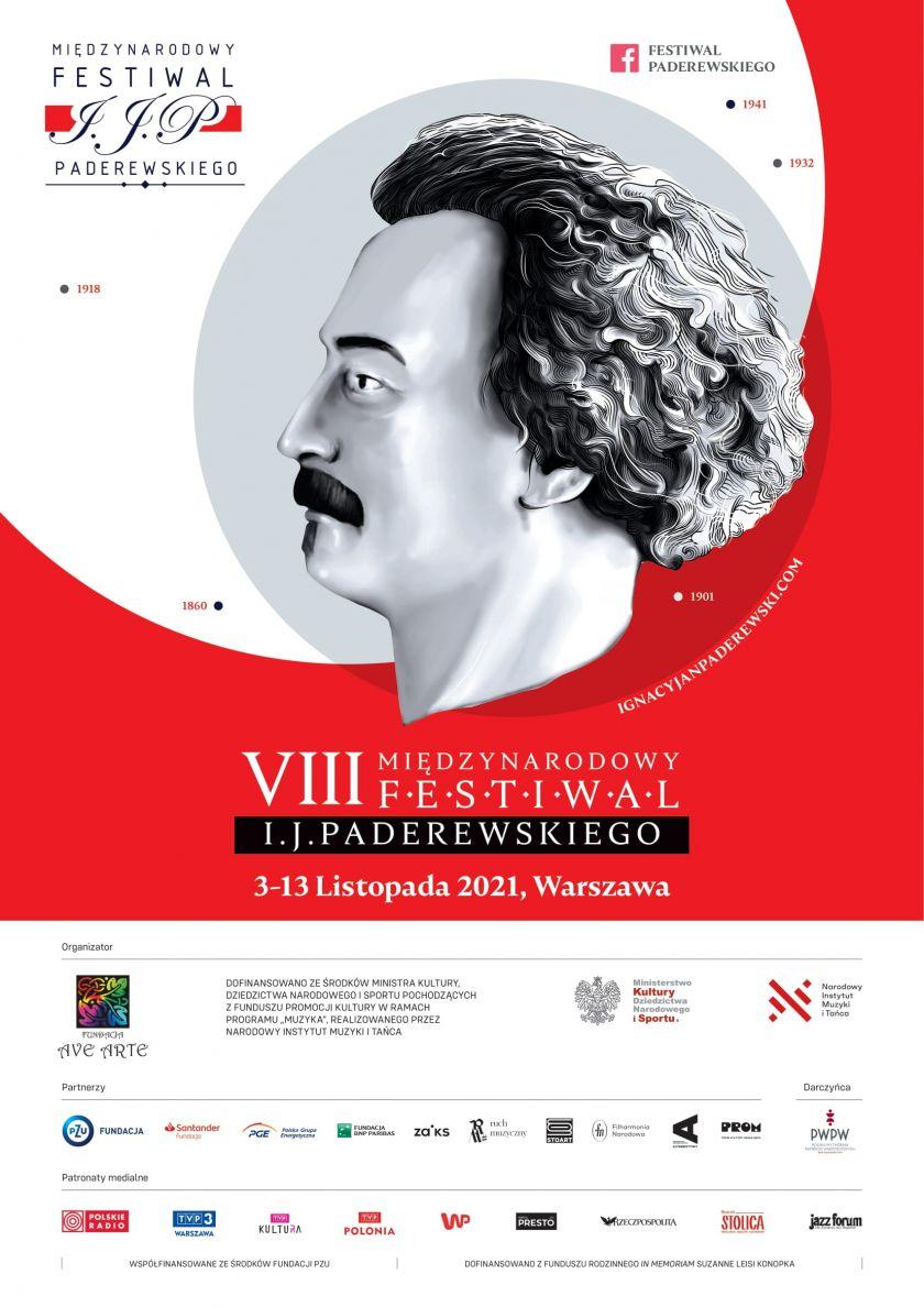 VIII Międzynarodowy Festiwal I.J. Paderewskiego