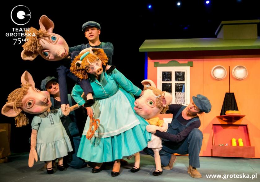 Teatr Groteska - spektakl