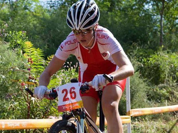 Aleksandra Dawidowicz zajęła miejsce w pierwszej dziesiątce (fot. PAP/EPA)