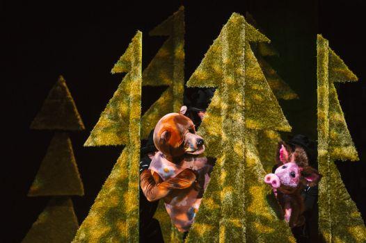 Obcy W Lesie Teatr Guliwer Tvp Abc