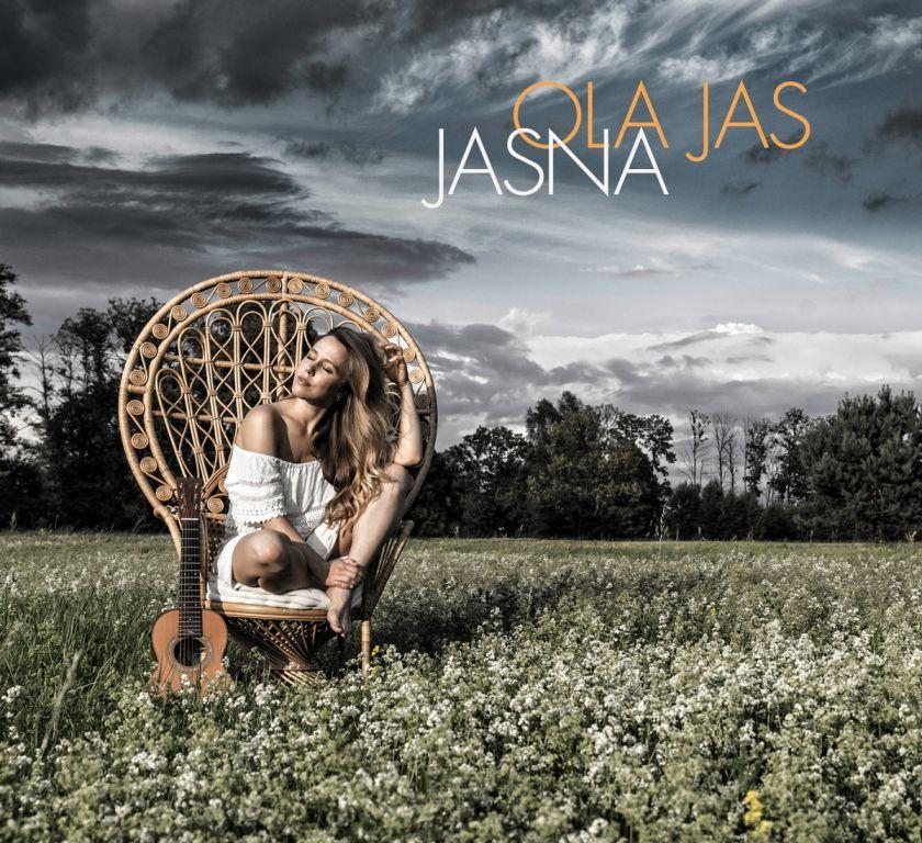 """Płyta Oli Jas – """"JASNA"""""""