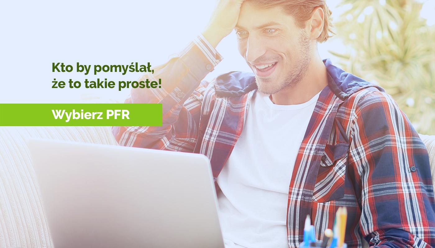 PFR – proste rozliczenie. Skorzystaj z propozycji resortu finansów!