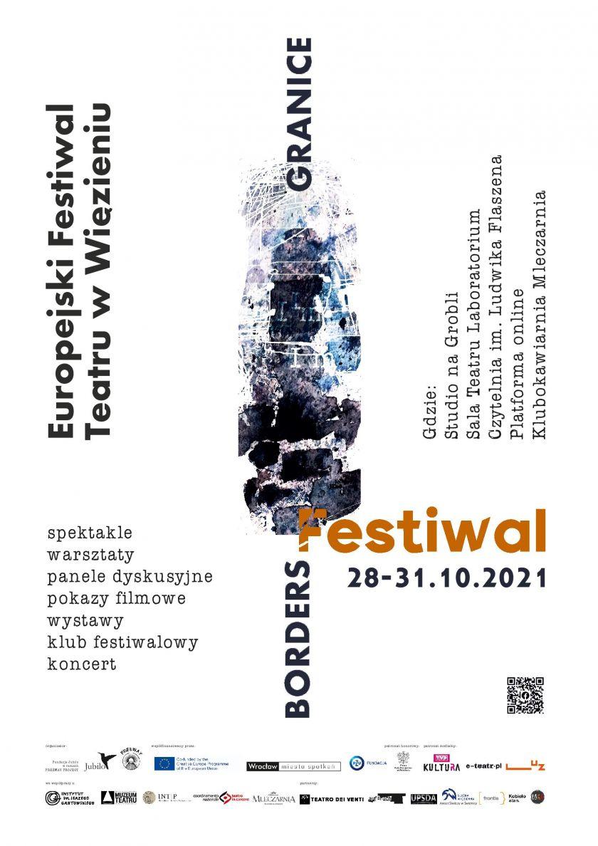 Europejski Festiwal Teatru w Więzieniu – Granice/Borders 2021