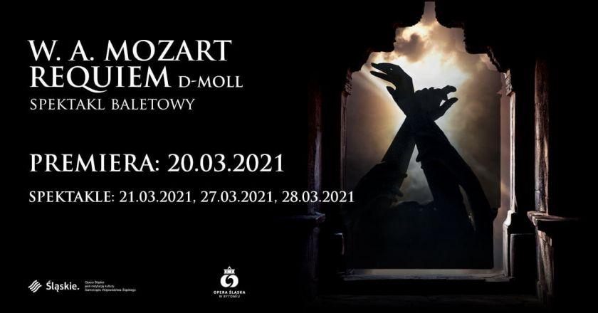 Premiera Requiem d-moll w Operze Śląskiej