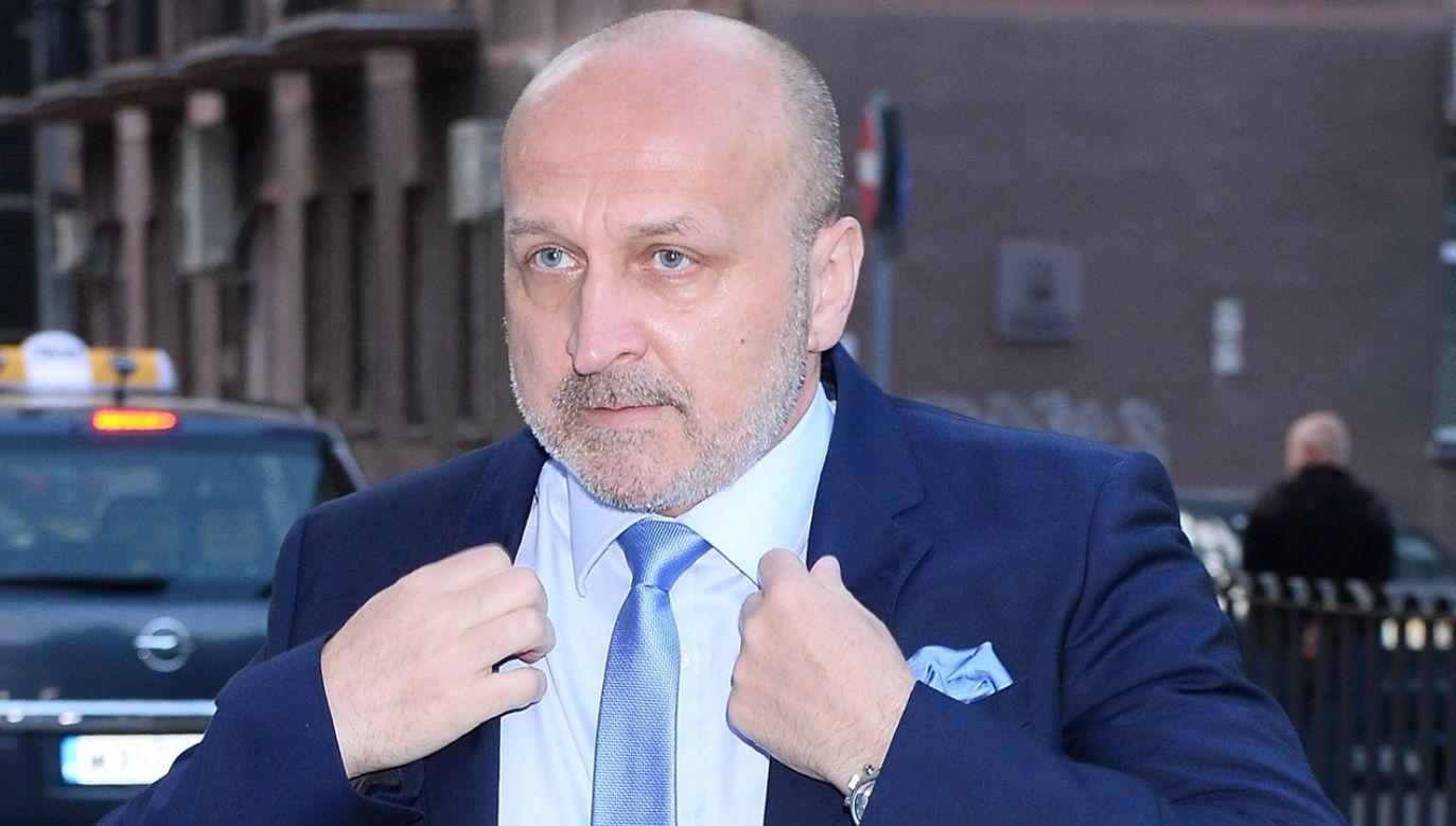 Były premier ma problemy ze spłatą alimentów (fot. arch. PAP/StrefaGwiazd/Marcin Kmieciński)