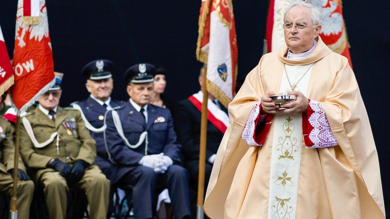 Arcybiskup Henryk Hoser (fot. A.Guz/Getty Images Poland)
