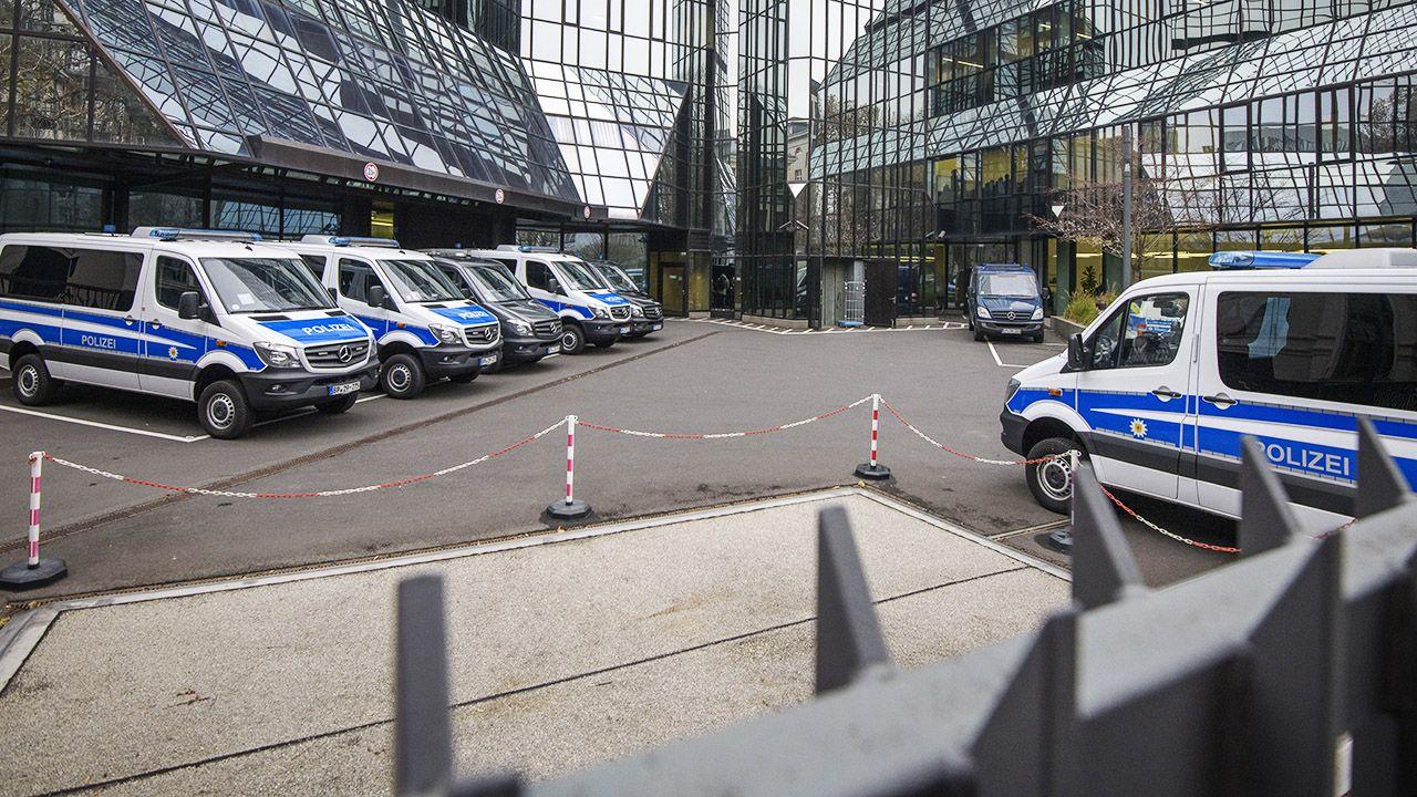Deutsche Bank to największy niemiecki bank komercyjny (fot. Thomas Lohnes/Getty Images)
