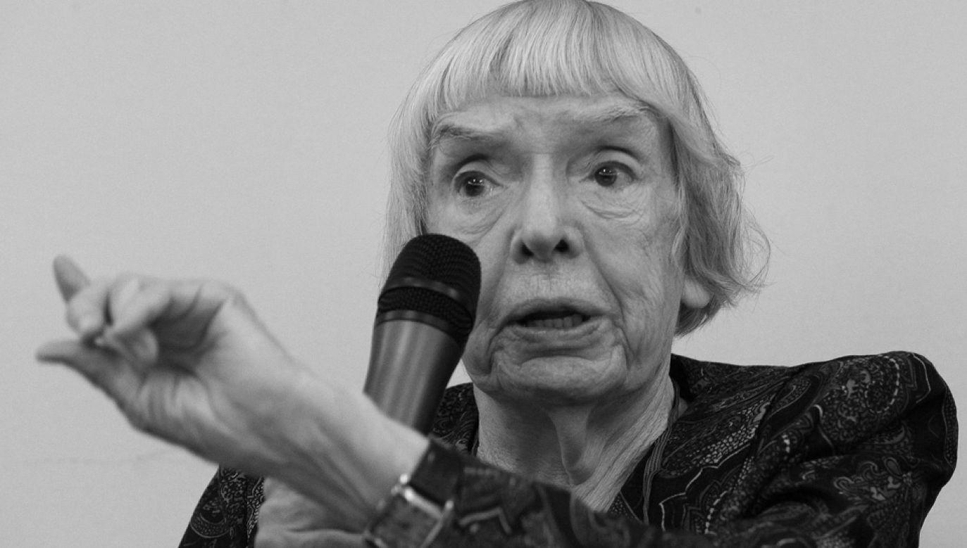 Ludmiła Aleksiejewa była nękana przez komunistyczne władze (fot. Wiki/VOA)