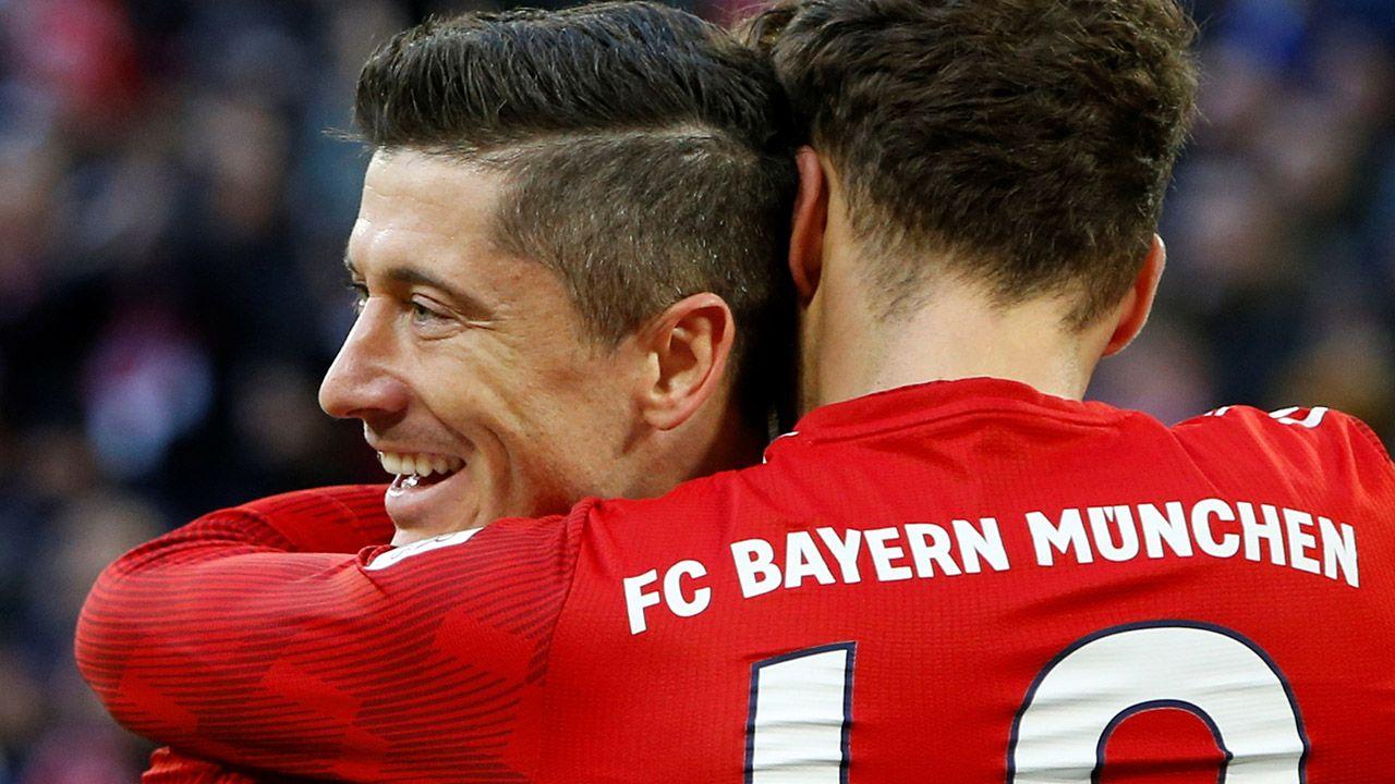 """W pełni utożsamiam się z Bayernem Monachium – zapewnia """"Lewy"""" (fot. REUTERS/Michaela Rehle)"""