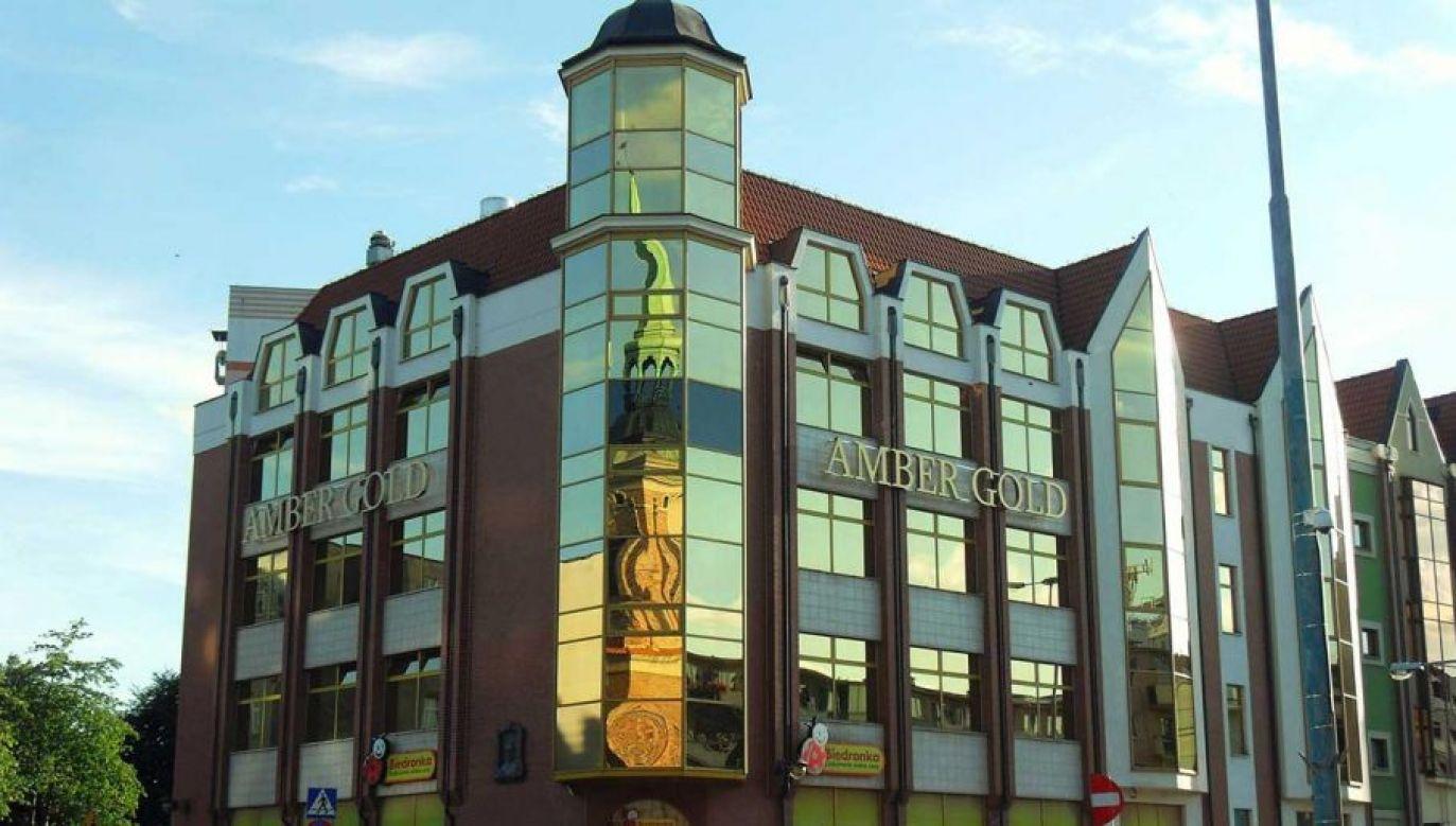 Sprawa Amber Gold trafiła na biurko Barbary K. już w 2009 r.  (fot. pl.wikipedia.org)
