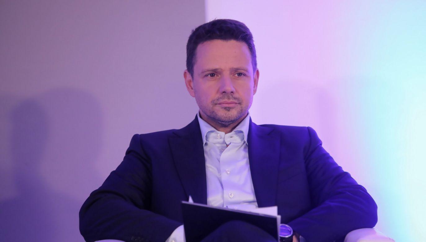 To pokłosie artykułu portalu tvp.info (fot. PAP/Wojciech Olkuśnik)
